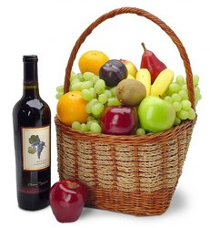 Wine And Fruit Lover from your Sebring, Florida florist