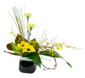 Yellow Lines By Design from your Sebring, Florida florist